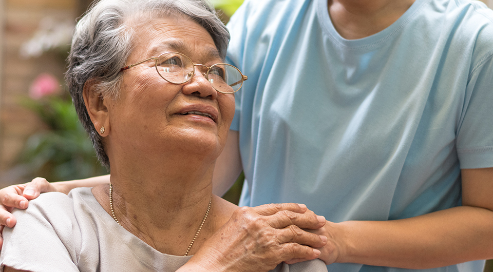 Unity Palliative Care is Family Focused